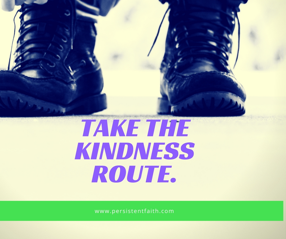 How To Be Kind When You Don't Want To